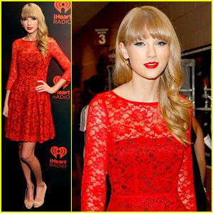 Taylor Swift: iHeartRadio Music Festival Performer!