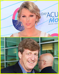 Senator Patrick Kennedy: We Love Taylor Swift!