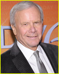 Tom Brokaw: Hospitalized for Light Headedness