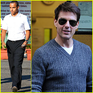 Tom Cruise: London Office Business