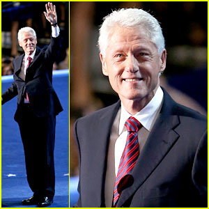 Watch Bill Clinton's Speech at Democratic National Convention!