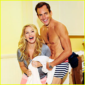 Will Arnett: Shirtless Six Pack Abs for 'Up All Night' Promo!