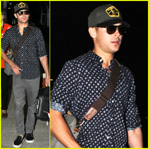 Zac Efron: Back in Toronto for 'Paperboy' Premiere!