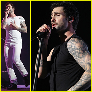 Adam Levine: 'American Horror Story' First Look - Watch Now!