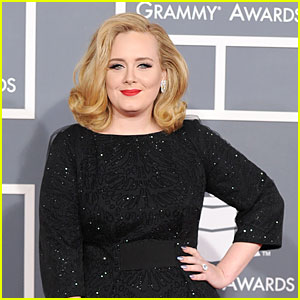 Adele Gives Birth to Baby Boy?