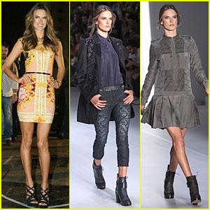 Alessandra Ambrosio: Colcci Spring/Fall 2013 Collection Model!