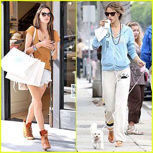 Alessandra Ambrosio: Daughters Are Angels Sent from Above!
