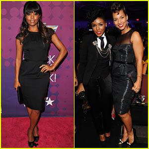 Alicia Keys & Gabrielle Union: Black Girls Rock Awards Show!