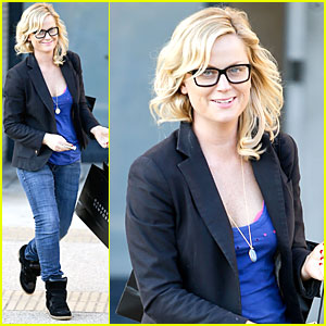 Amy Poehler: Barney's Shopping Spree!