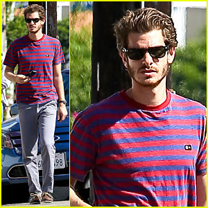 Andrew Garfield: Nautical & Sailing Apparel Shopping in Venice!