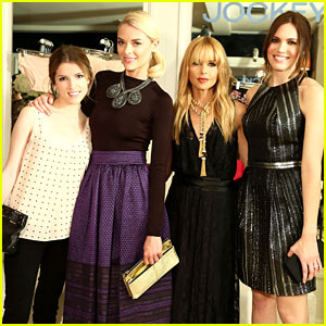 Anna Kendrick & Jaime King: 'Major Must Haves' Launch!