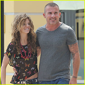 AnnaLynne McCord & Dominic Purcell: Still Together!