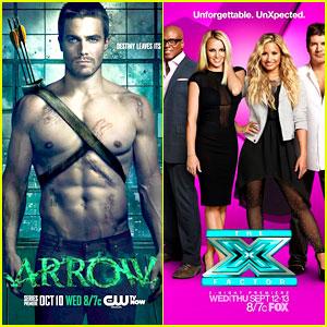 'Arrow' Gets Full Season Pickup; 'X Factor' Renewed for Third Season