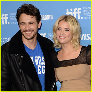 James Franco & Ashley Benson: New Couple Alert!