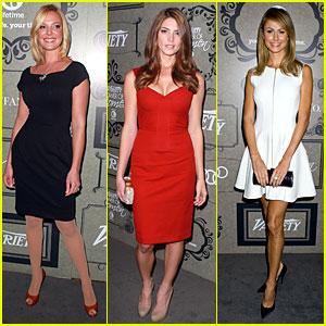 Ashley Greene & Katherine Heigl: Variety's Power of Women Event!