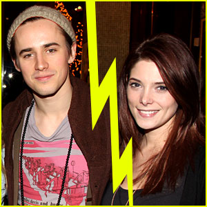 Ashley Greene & Reeve Carney Split