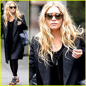 Elizabeth Olsen: Mary-Kate & Ashley Have A Classy Style