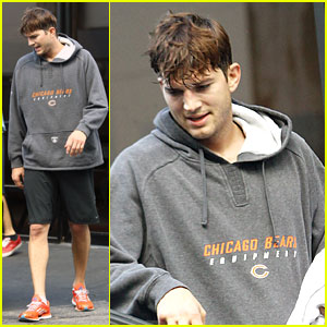 Ashton Kutcher: Jiu Jitsu Martial Arts Workout!