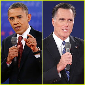 Watch Town Hall Debate with Barack Obama & Mitt Romney