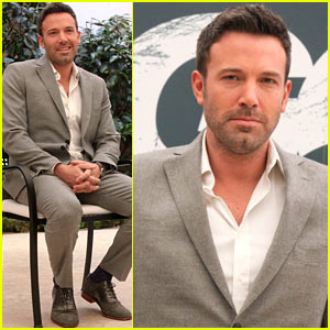 Ben Affleck: 'Argo' Rome Photo Call!