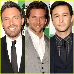 Ben Affleck & Bradley Cooper: Hollywood Film Awards Gala!