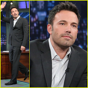 Ben Affleck: Directing Myself is Like Masturbation!