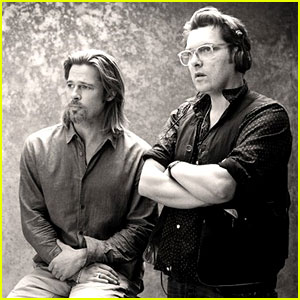 Brad Pitt: Chanel No. 5 Campaign Teasers!