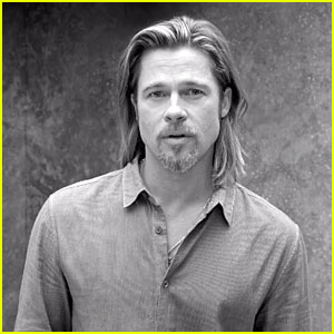 Brad Pitt: Chanel No. 5 Ad Part 2 - Watch Now!