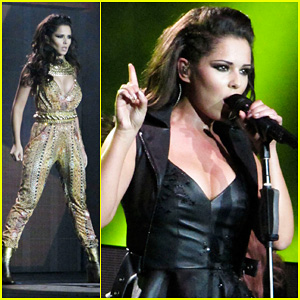 Cheryl Cole: 'A Million Lights' Arena Tour Opening Night!
