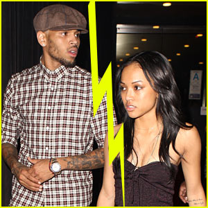 Chris Brown & Karrueche Tran Split Over His Friendship with Rihanna
