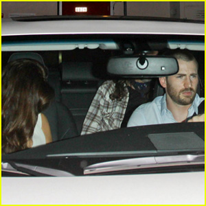 Chris Evans & Minka Kelly: Back Together!