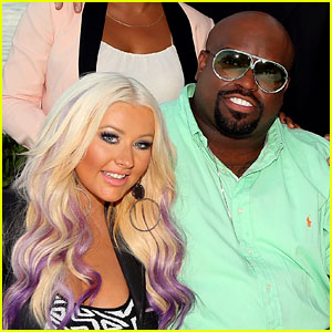 Christina Aguilera & Cee Lo Green: 'Baby It's Cold Outside' Preview - Listen Now!