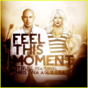 Christina Aguilera & Pitbull: 'Feel This Moment' Preview!