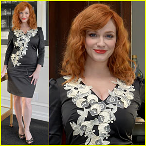Christina Hendricks: House of Walker Surprise Tasting Guest!