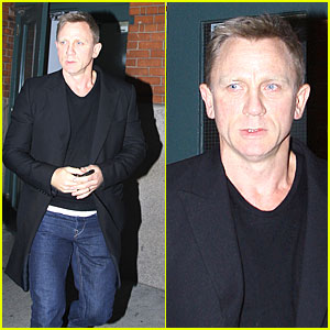 Daniel Craig: Nude Scenes Get Harder & Harder with Age!