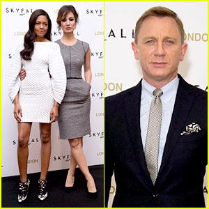 Daniel Craig: 'Skyfall' London Photo Call!