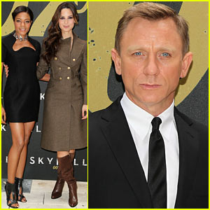 Daniel Craig: 'Skyfall' Photo Call in New York City!