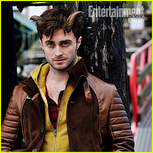 Daniel Radcliffe in 'Horns' - First Official Pic!