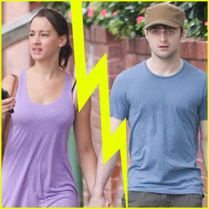 Daniel Radcliffe Splits With Girlfriend Rosie Coker?