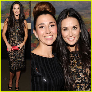 Demi Moore: GEMS Girls Like Us Gala!