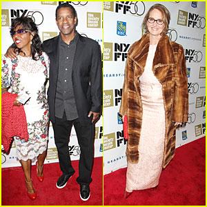 Denzel Washington: 'Flight' Premiere at New York Film Festival!