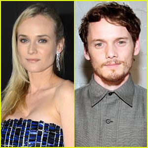 Diane Kruger & Anton Yelchin: '5 to 7' Stars!
