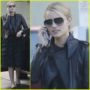 Dianna Agron: Quinn Is Back!