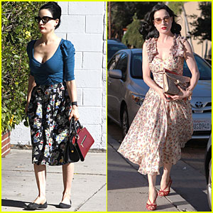 Dita Von Teese's Goal is to Change People's Minds About Striptease!
