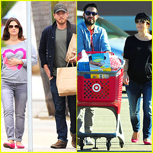 Drew Barrymore & Will Kopelman: Post-Baby Lunch!