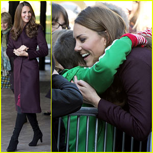 Duchess Kate: Newcastle Civic Centre Visit!