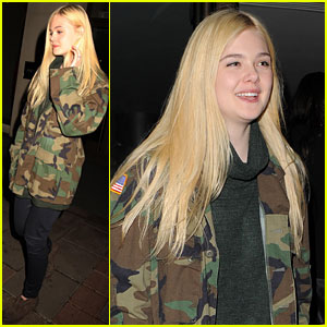 Elle Fanning: 'Francis Ford Coppola is Like My Grandfather'!