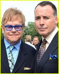 Elton John's Hubby David Furnish Makes Amends with Madonna