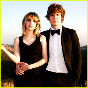 Emma Roberts & Evan Peters: Tyler Shields Photo Shoot!