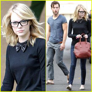 Emma Stone & Ryan Gosling Will Not Star in 'Focus'!